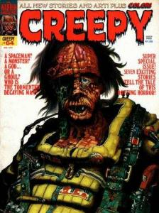 Creepy (1964 series) #64, Fine (Stock photo)