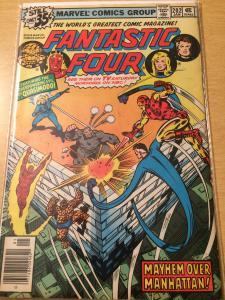 Fantastic Four #202