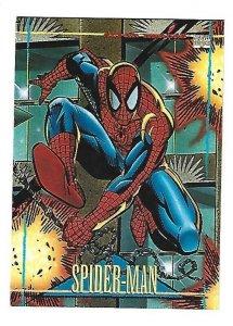 1993 Marvel Universe #59 Spider-Man
