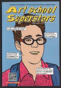 Art School Superstars 1998 by Fantagraphics VF/NM 9.0