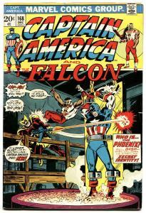CAPTAIN AMERICA #168 First Baron Zemo-1973 - MCU Movie.