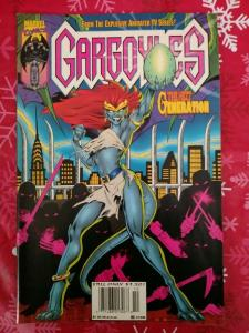 Gargoyles #9 (1995, Marvel) Based on the Disney Animated TV Series HTF Scarce