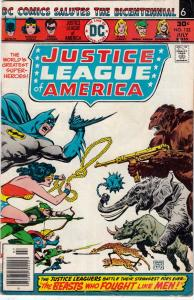Justice League of America #132 (Jul-76) VG/FN Mid-Grade Justice League of Ame...
