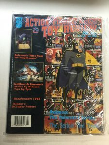 Action Figure News And Toy Review Nm Near Mint Magazine Sealed