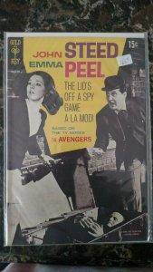 The Avengers #1 Gold Key(68) FN/VF