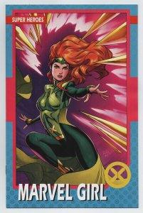 X-Men #3 Dauterman Trading Card Variant (Marvel, 2021) NM