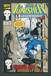 Punisher #67  /  9.4 NM - 9.6 NM+    August 1992