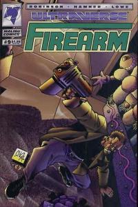 Firearm #9 VF/NM; Malibu | save on shipping - details inside