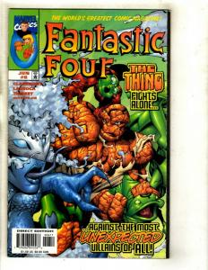 13 Fantastic Four Marvel Comics # 6 (2) 7 8 (2) 9 10 (2) 11 (2) 12 13 15 NP11