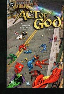 JLA: Act of God #2 (2000)