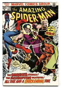 Amazing Spider-Man #118 1973- Marvel Bronze Age comic VF-