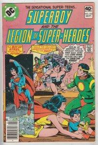 Superboy #255 (Sep-79) VF/NM High-Grade Superboy, Legion of Super-Heroes
