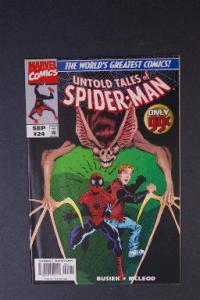 Untold Tales of Spider-Man #24 September 1997