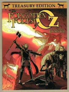 Forgotten Forest of Oz Treasury Edition #1 VF/NM 9.0 2012