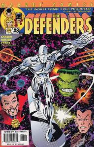 Defenders (Vol. 2) #8 VF/NM; Marvel   save on shipping - details inside