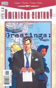 American Century #1, NM + (Stock photo)