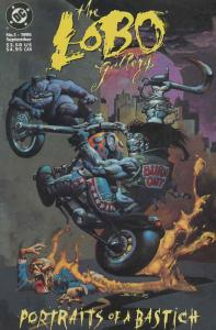 Lobo Gallery, The: Portraits of a Bastich #1 FN; DC | save on shipping - details