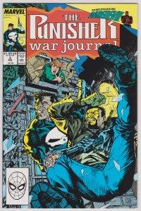 Punisher War Journal #3 (VF-NM)