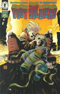 Foot Soldiers, The #3 VF/NM; Dark Horse | save on shipping - details inside