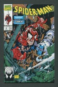 Spiderman #5 (Todd McFarlane)  9.6 NM+ December 1990
