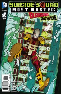 Suicide Squad Most Wanted: Deadshot/Katana #1 VF; DC | save on shipping - detail