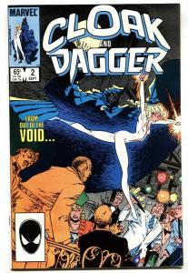 Cloak and Dagger #2-1985 Marvel Comic Book High Grade NM-