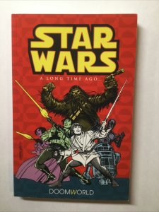 Star Wars A Long Time Ago Volume 1 One Tpb Sc Softcover Vf+ 8.5 Dark Horse