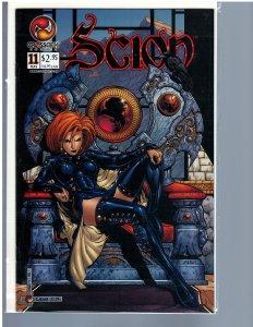 Scion #11 (2001) NM