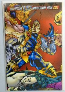 Marvel Comics X-Force #50, Special X-Men Anniversary Issue, 4.0 VG (1996)