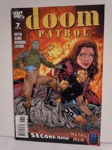 Doom Patrol #7 (2010)
