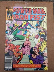 Power Man and Iron Fist #110