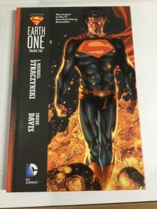 Superman Earth One Volume Two Near Mint Nm Tpb Hc Hardcover Dc Comics