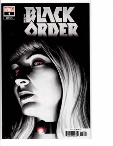 Black Order (2019) #4 NM (9.4) Thanos