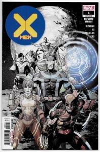 X-Men #1 Yu Premiere Variant   2 Per Store (Marvel, 2019) FN
