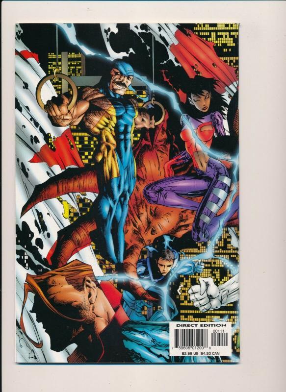 ALPHA FLIGHT #1 - Marvel Comics Bold New Era! 1997 ~ NM (PF346)