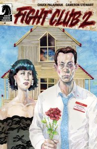 Fight Club 2 #2 (May 2015) - by Chuck Palahniuk - illustrated by Cameron Stewart