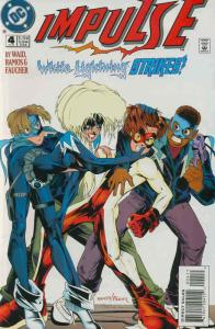 Impulse #4 VF/NM; DC | save on shipping - details inside