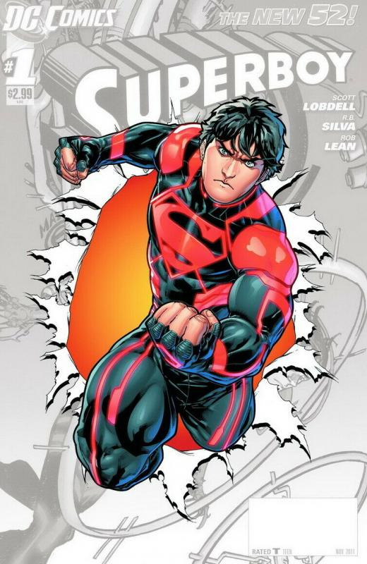SUPERBOY (2011 DC) #0 NM-