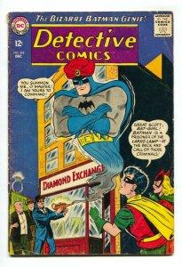 Detective #322 -Bat-Girl-Silver Age-Batman-J'onn J'onzz-1963