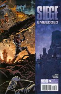 Siege: Embedded #1 (2nd) VF/NM; Marvel   save on shipping - details inside