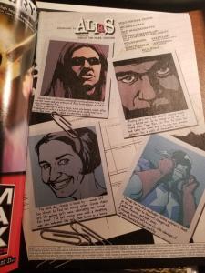 Alias #2, Jessica Jones  Marvel Comic Book  1st Print, 2001-NM
