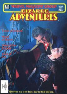 Bizarre Adventures #33 FN; Marvel   save on shipping - details inside