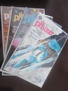 Prisoner (1988), SET:#1-4, 8.0/VF