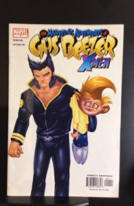 The Marvelous Adventures of Gus Beezer with the X-Men #1 (2003)