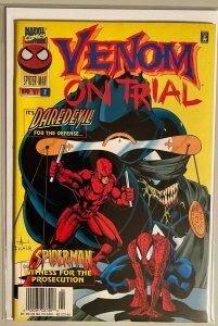 Venom on trial daredevil app#2 9.4 NM (1997)