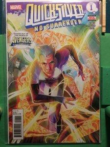 Quicksilver: No Surrender #1