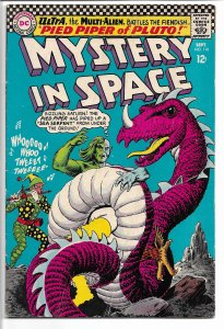 Mystery In Space #110 (1966) VF