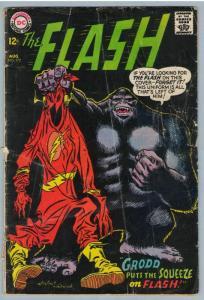 Flash 172 Aug 1967 GD-VG (3.0)