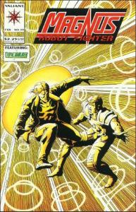 Valiant MAGNUS ROBOT FIGHTER (1991 Series) #33 NM