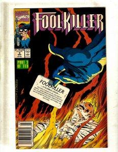 12 Comics Fool Killer 2 3 4 5 DP7 2 12 13 19 Annual 1 The 'Nam 16 17 52 J416